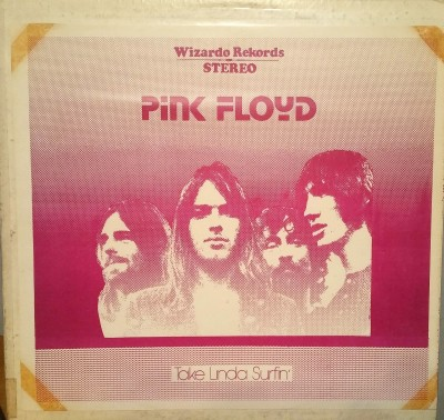 PINK FLOYD  TAKE LINDA SURFIN   Wizardo WR-007