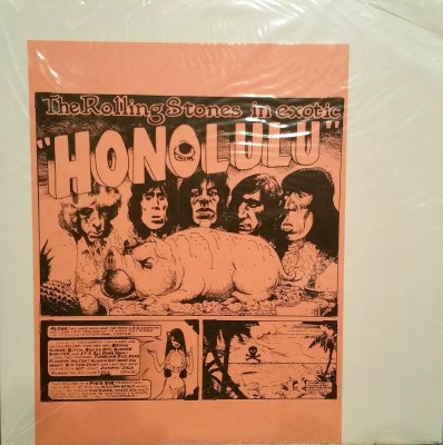 THE ROLLING STONES HONOLULU 1973  Pig's Eye #9