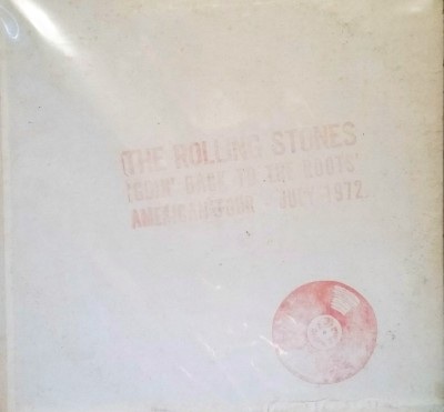 ROLLING STONES  GOIN' BACK TO THE ROOTS / AMERICAN TOUR 1972  CBM