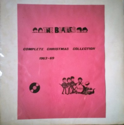 THE BEATLES  COMPLETE CHRISTMAS COLLECTION  CBM 3312