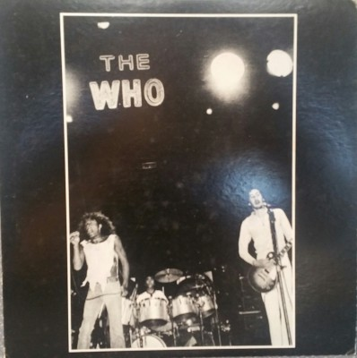 THE WHO LIVE  (AKA COLLECTOR'S ITEM) BERKELEY 2299