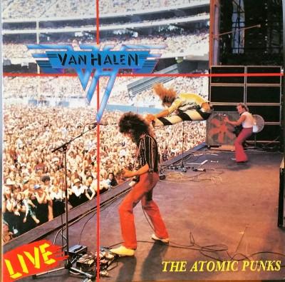 VAN HALEN  ATOMIC PUNKS  Hee Jee Records