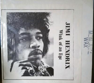 JIMI HENDRIX   WINK OF AN EYE  no label