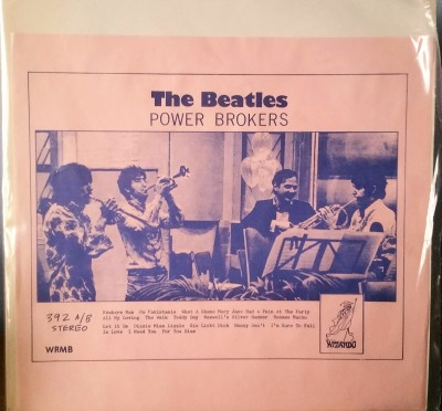 THE BEATLES   POWER BROKERS  (not Wizardo) 392