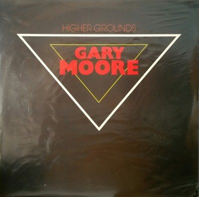 GARY MOORE   HIGHER GROUNDS     GM 1501