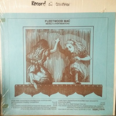 FLEETWOOD MAC  MERELY A PORTMANTEAU  TAKRL 1906