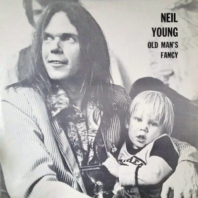 NEIL YOUNG  OLD MAN'S FANCY  Dragonfly 1124