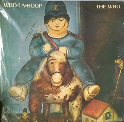 THE WHO  WHO-LA-HOOP  Monomatapa Records 34-004