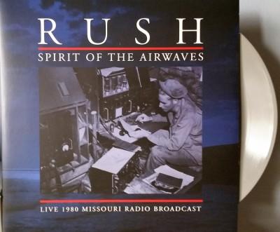 RUSH  SPIRIT OF THE AIRWAVES  Back On Black Rock Classics