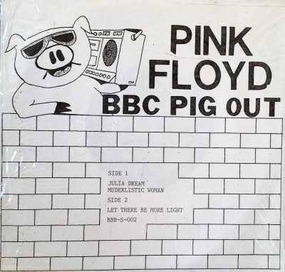 PINK FLOYD   BBC PIG OUT   Instant Analysis  BBR-S-002