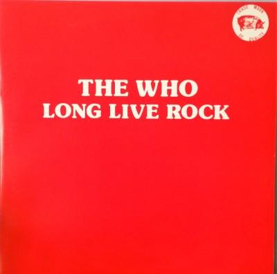 THE WHO  LONG LIVE ROCK  TMOQ 71113