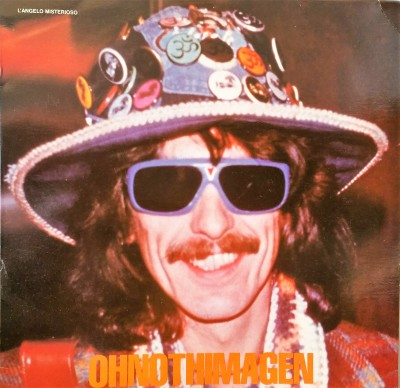 GEORGE  HARRISON  ONOTHIMAGEN  Loka Productions WX122