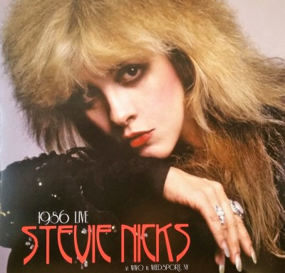 STEVIE NICKS  1986 LIVE  DOL