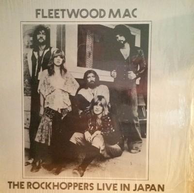 FLEETWOOD MAC   ROCKHOPPERS LIVE IN JAPAN  TAKRL 902