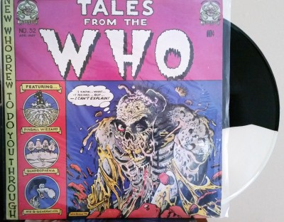 THE WHO   TALES FROM THE WHO  TMOQ 62002 / WHO ARE YOU?  GLC 414