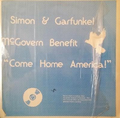 SIMON & GARFUNKEL  McGOVERN BENEFIT CONCERT   CBM3649