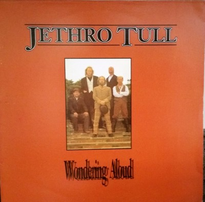 JETHRO TULL   WONDERING ALOUD  El Topo Records