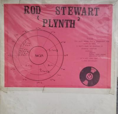 ROD STEWART  PLYNTH  CBM