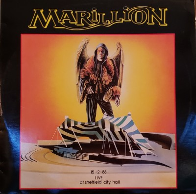 MARILLION  LIVE AT SHEFFIELD CITY HALL Tina B Records
