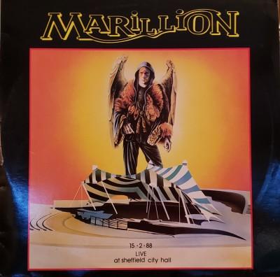MARILLION  LIVE AT SHEFFIELD CITY HALL Tina B Records