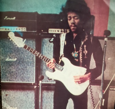 JIMI HENDRIX  LIVE AT RANDALL'S ISLAND 7-17-70 Moon Tree PH 1692
