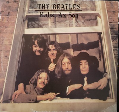 THE BEATLES  HAHST AZ SON  Phoenix Records 44784
