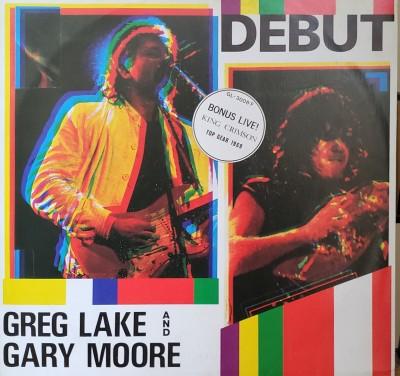 GREG LAKE & GARY MOORE  DEBUT  (no label)
