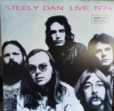 STEELY DAN  LIVE 1974  DOL / Vinology