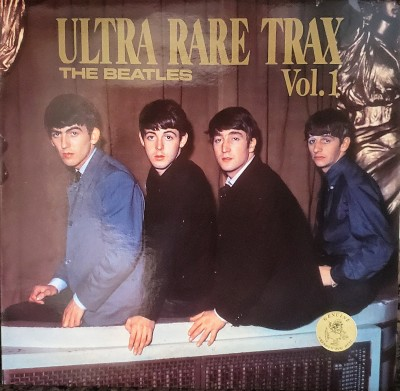 THE BEATLES  ULTRA RARE TRAX Vol 1   Swingin' Pig TSP 001