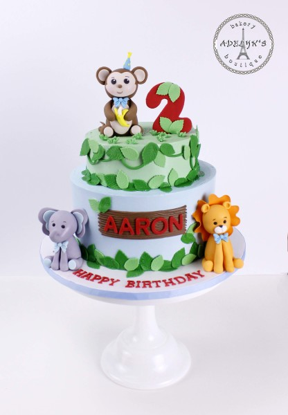 Adelyn Bakery Boutique Cakes