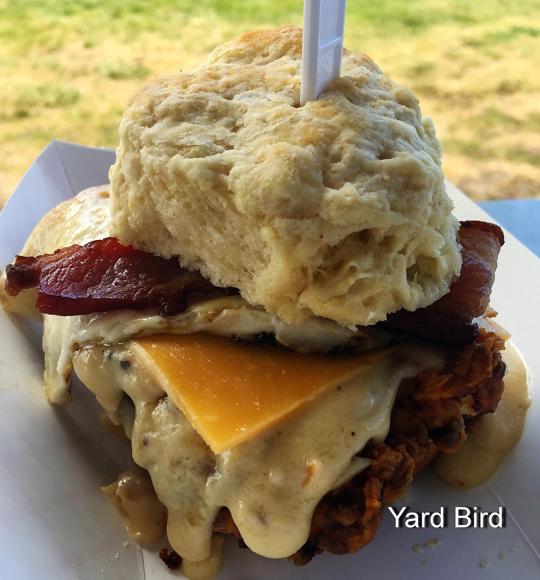 Yard Bird 9.29