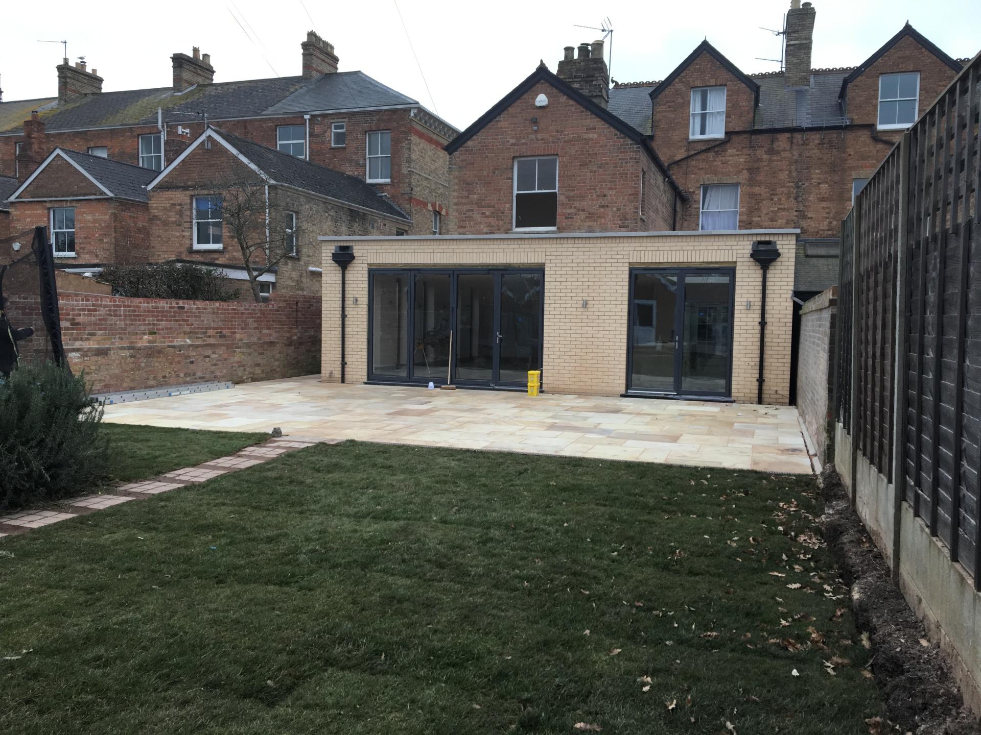 Adams building contractors gallery for Contractors needed to build a house