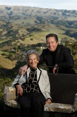 Nana and Richard