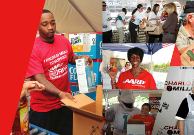 AARP Foundation Designates April As Senior Hunger Awareness Month
