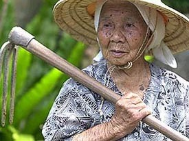 Centenarians Eat Less Than Most Of Us