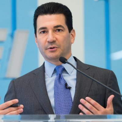 New FDA Commissioner Gottlieb Already Under Fire