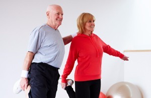 Community Hospital Of The Monterey Peninsula, CHOMP, holding Better Bones And Balance Class In May