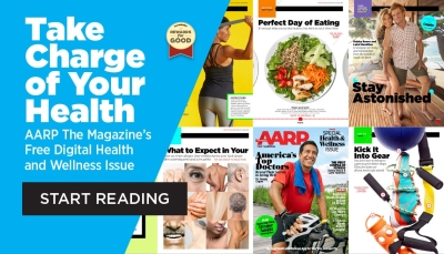 AARP The Magazine Releases Free Digital issue On Health And Wellness