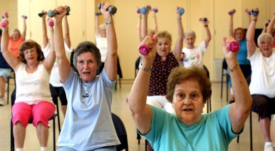 Sedentary Women's Body Cells Eight Years Older Than Active Women Of The Same Age