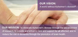 Alzheimer's Association To Host A Lecture On Understanding And Responding To Dementia