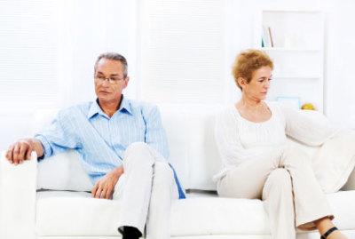 Divorce Increasing At An Alarming Rate For Seniors