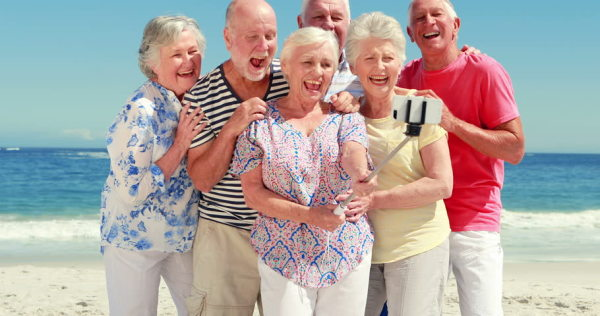 Having A Tight Circle Of Friends In Old Age Is Important For Your Physical And Emotional Well Being