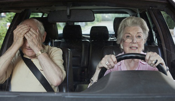 When Should A Senior Stop Driving?