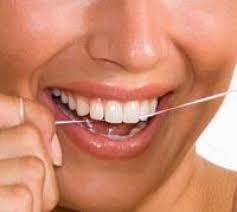 90% Of People Floss Wrong