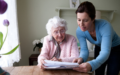 When Caregiving For A Parent, The Financial Cost Is Often Bigger Than You Might Think