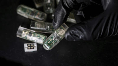 Tiny Pill Could One Day Detect Ulcers And Colon Cancer