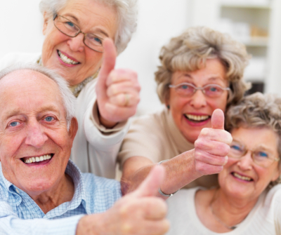 Mobility Greatly Improved With Seniors Having Even A Small Increase In Exercise