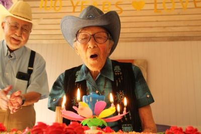 Local Doctor Celebrates 100th Birthday