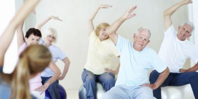 Tai Chi Class For Seniors On Mondays