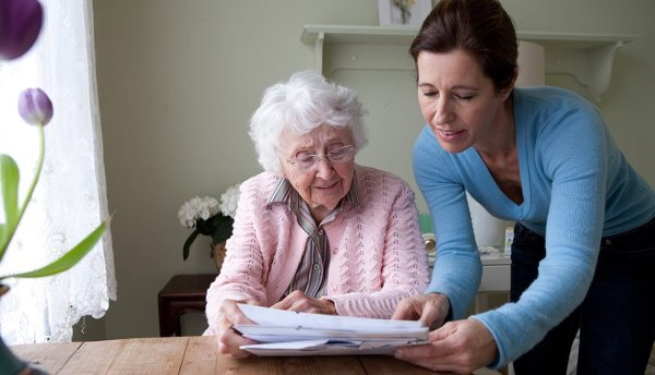 Caregivers Tend To Neglect Their Own Health